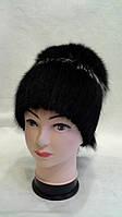 Женская зимняя меховая шапка (код 76), фото 1