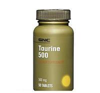 Аминокислоты GNC TAURINE 500 (50 caps)