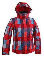 Куртка Foxy Jetty дів. Червоний/різнокольоровий (P-152A-Red) - 146