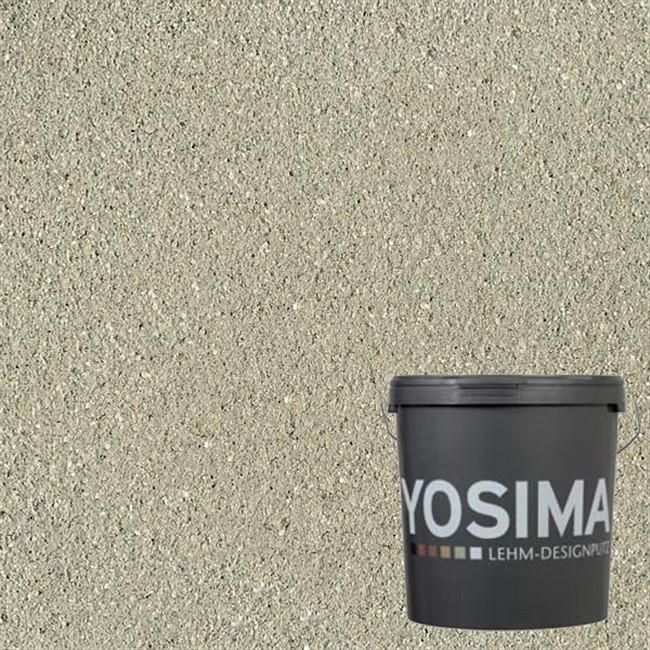 Декоративная штукатурка YOSIMA  SCGR 2.1  жадеит-зеленый 20 кг