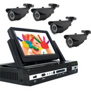 Комплекты видеонаблюдения