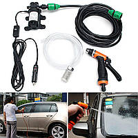 12V 36W Электрическое самовыравнивание с высоким давлением Автоматическая промывка воды Насос Авто Шайба