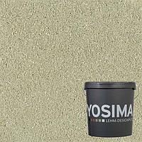 Декоративная штукатурка YOSIMA  SCGR 3.1  жадеит-зеленый 20 кг