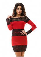 Нарядное платье гипюром 42,44