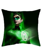 Подушка Зеленый фонарь / Green Lantern