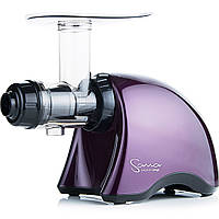 Шнековая соковыжималка Sana Juicer 707 Purple plum, фото 1