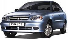 Защиты двигателя на Zaz Chance (c 2009--)