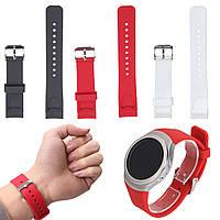 Силиконовый Smart Watch Стандарты Твердый цветной ремешок для Samsung Galaxy Gear S2 Classic SM-R732