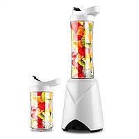 Blender Juicer Smoothies Maker для измельчения Смеси и кухонная кухонная техника с 2 портативными бутылочками для путешествий