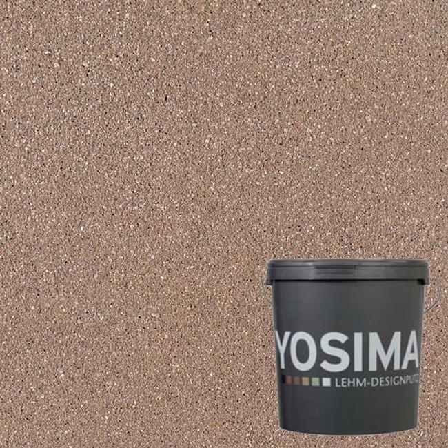 Декоративная штукатурка YOSIMA  SCRO 1.1 сиена-коричневый 20 кг