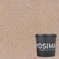 Декоративная штукатурка YOSIMA  SCRO 1.2 сиена-коричневый 20 кг