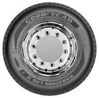 Ведущие грузовые шины 315/70R22,5 154L152M MARATHON LHD II+ (Goodyear)