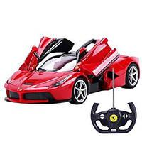 Лицензионная спортивная машина Феррари на управлении, Ferrari R/C remote control car1/14 Scale, Оригинал!