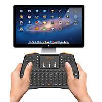 I8 Plus Mini 2.4GHZ Беспроводная Клавиатура Touchpad Мышь для планшетного компьютера Macbook для ноутбука Проектор для планшета Smart TV Коробка