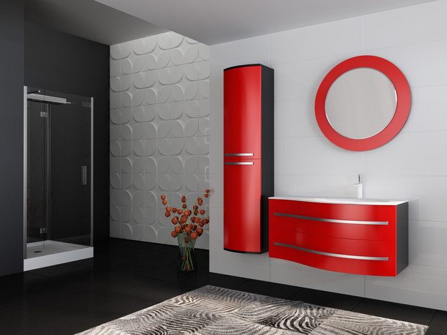 Коллекция мебели для ванных комнат «VANESSA» Botticelli фабрика Ювента