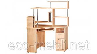 Компютерний стіл Компакт з надстройкою