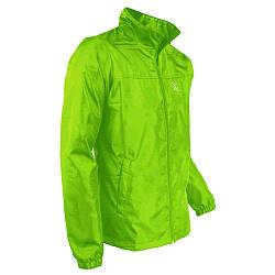 Куртка-вітрівка водовідпірна Radical Flurry зелений (flurry-green) - XL