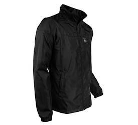 Куртка-вітрівка водовідпірна Radical FLURRY чорний - L