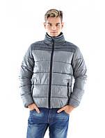 Куртка спортивна Just Play Villis Grey (B1210-grey) - XXL
