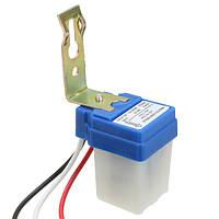 110V 10A Фотоэлемент для управления фотосистемой Датчик Детекторный переключатель