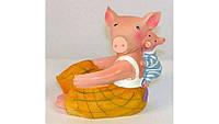 Свинки фартук под мобилу подставка