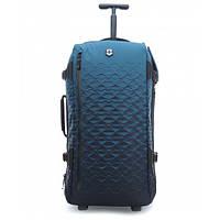 Дорожная сумка на 2 колесах VX TOURING Dark Teal синий М 55 58л 36х65