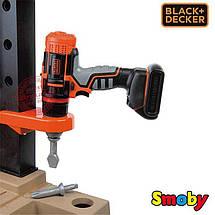 Мастерская инструментов Black & Decker Smoby 360702, фото 2