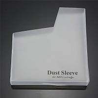 Защитный чехол для пыли 10 штук для NES для Nintendo Cartridge Dust Sleeve