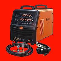 Аргоновые сварочные аппараты по алюминию AC/DC на 200 Ампер