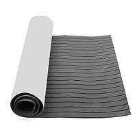 2300x 900x6 мм EVA Темно-серый Faux Teak Лодка Напольный Faux Teak Decking Sheet Pad