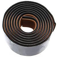 240x5.8x0.5cm Brown & Balck EVA Teak Flooring Faux Imitation Teak Decking Sheet Pad