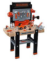Мастерская инструментов Black & Decker Smoby 360702, фото 1
