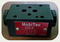 Клапан обратный модульный (гидрозамок) DN6,  схема-А