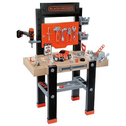 Мастерская инструментов Black & Decker Smoby 360701, фото 2