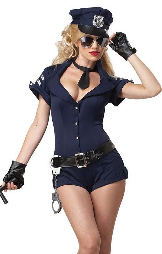 Костюм американской полицейской