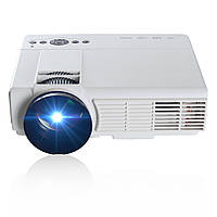 3D HD 1080P 3000Lumen Домашний кинотеатр Мультимедиа ПК VGA USB LED Проектор
