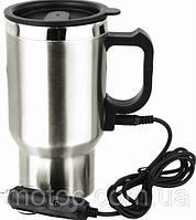 Термокружка ELECTRIC MUG, Автомобильная кружка с подогревом Electric Mug, Кружка с подогревом