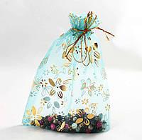 Подарочный мешочек из органзы (24*34 см) 10 шт