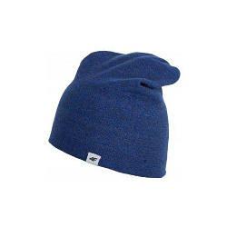 Шапка чоловіча 4F синій (H4Z17-CAM003-1273) - L/XL