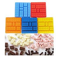 """Силиконовая форма """"Конструктор Лего"""" мини"""