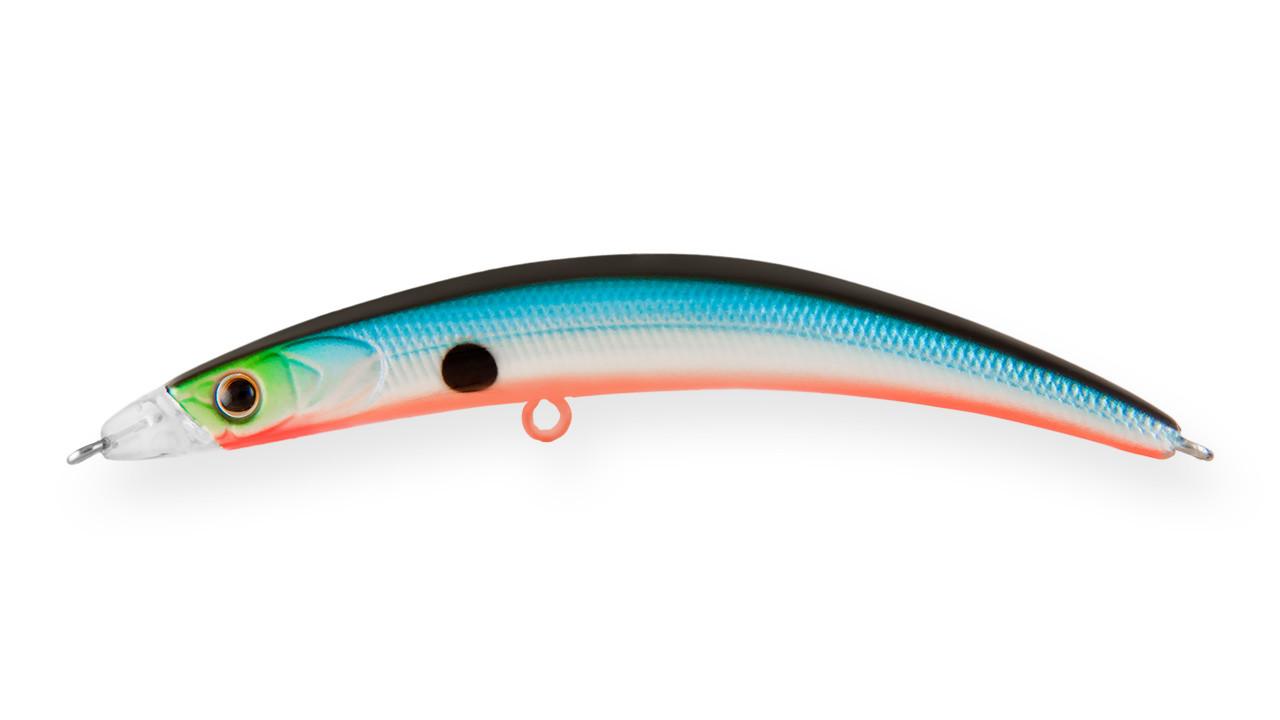 Воблер Strike Pro Slinky Minnow 85F поверхностный 8,6см 6,3гр#A05