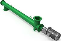 Шнековый погрузчик для цемента Ø 219 мм.