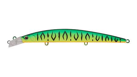 Воблер Strike Pro Top Water Minnow 130 плавающий 13см 15гр загл. 0,1м - 0,7м