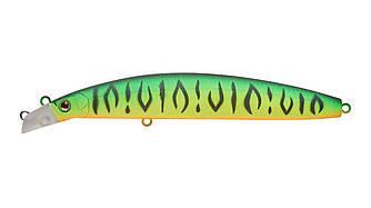 Воблер Strike Pro Top Water Minnow Long Casting 130 плавающий 13см 21,4гр загл. 0,1м - 0,7м#GC01S