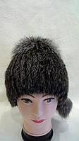Женская зимняя меховая шапка (код 82), фото 1