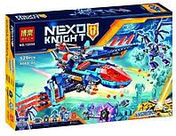 Конструктор Bela 10596 Nexo Knight Самолет-истребитель Сокол Клэя 529 дет