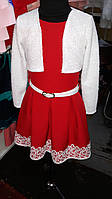 Детские платья от производителя оптом