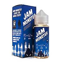 Премиум жидкость для электронных сигарет Jam Monster Blueberry 100 ml (clone)