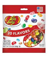 Желейно-мармеладные бобы Jelly Belly Микс 20 вкусов, 99г