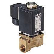 Электромагнитные (соленоидные) клапаны Burkert для нейтральных и газообразных сред, фото 1